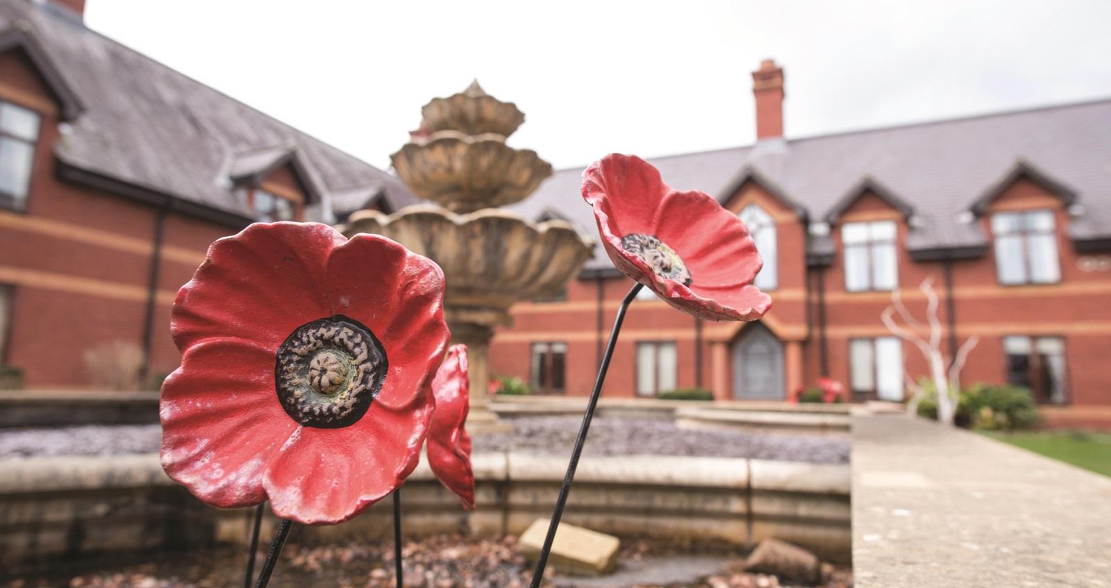Royal British Legion care home