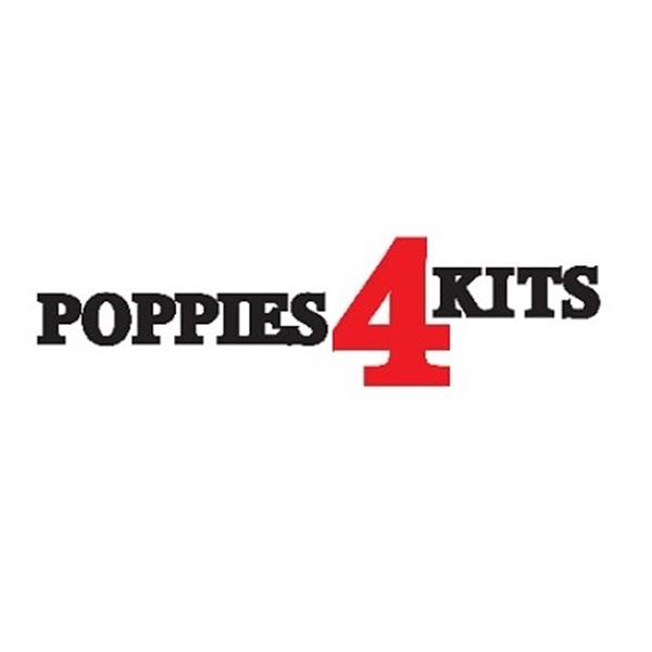 Poppies4Kits logo