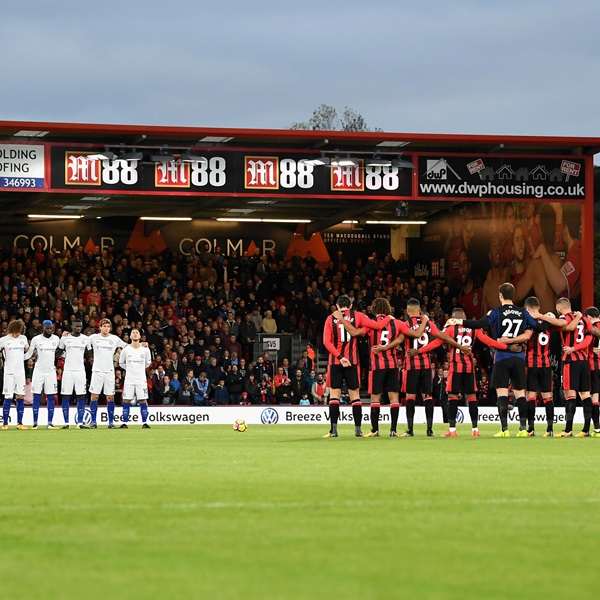 AFC Bournemouth football team