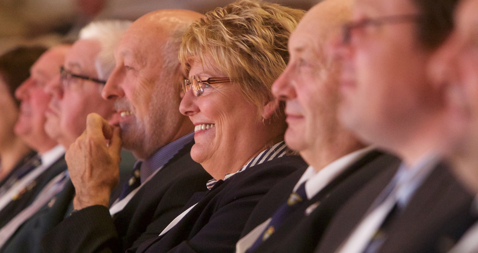 Legion members attending Annual Conference