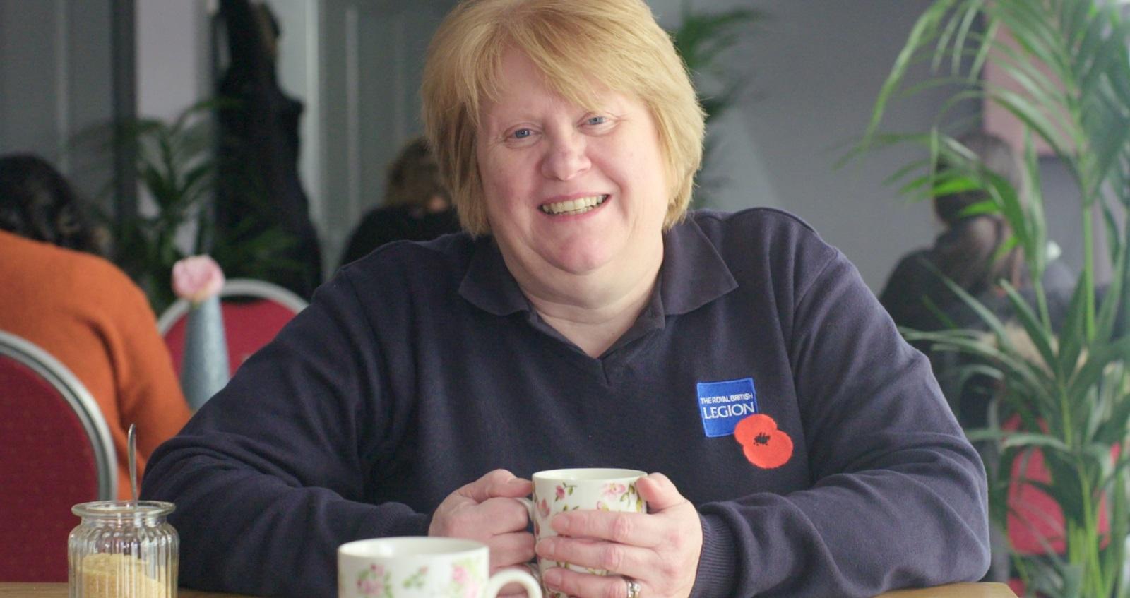 Support team member Annette