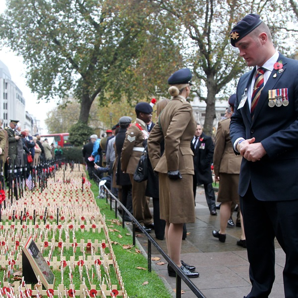 Cardiff Field of Remembrance