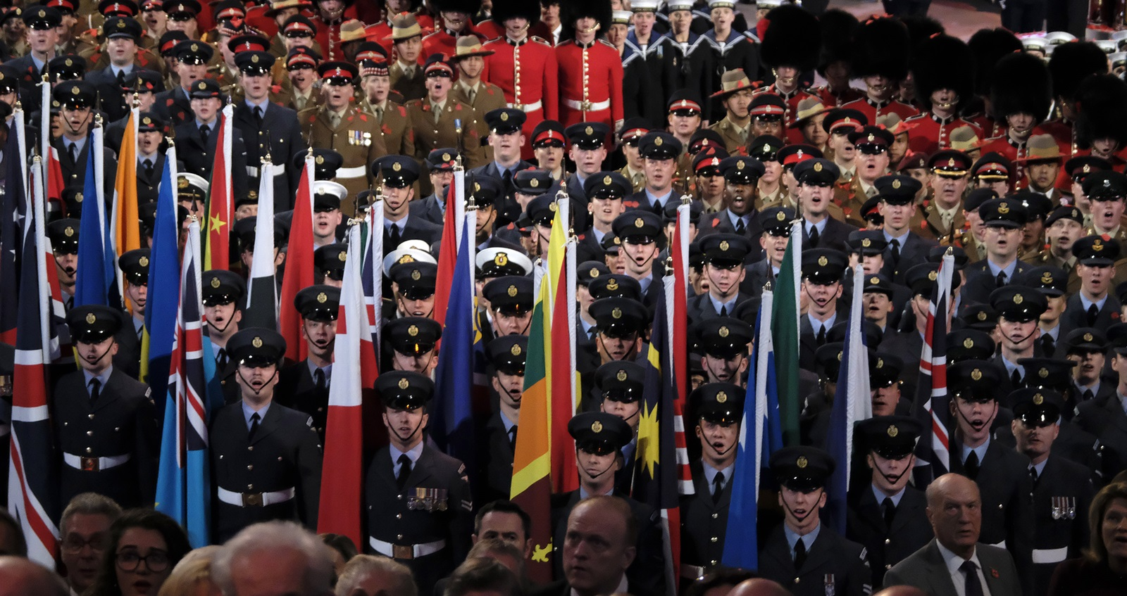Festival of Remembrance 2018 Service