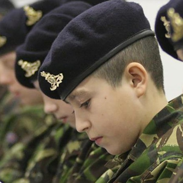 Remembrance Travel for Cadets