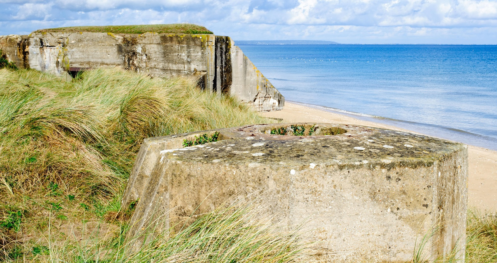 Beach at Normandy (Journeys of Remembrance)