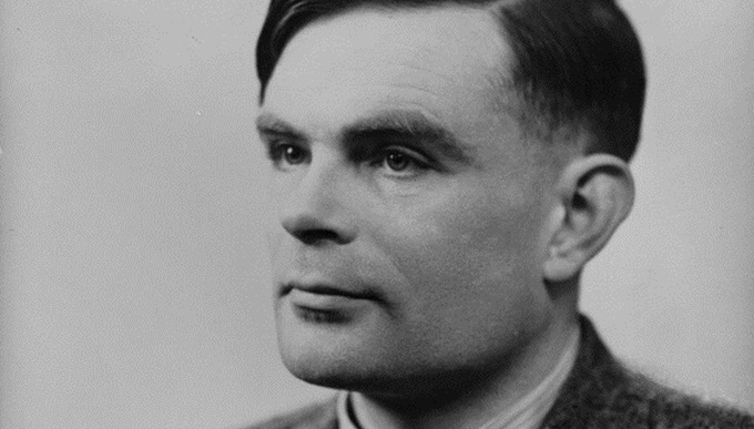 Alan Turing in 1951 © National Portrait Gallery, London