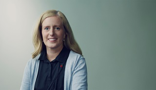Sabine Isaac – part of the Royal British Legion's financial guidance team