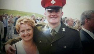 Liam and his mum