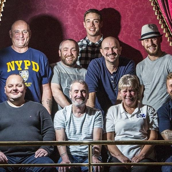 Newcastle Cast of Bravo 22