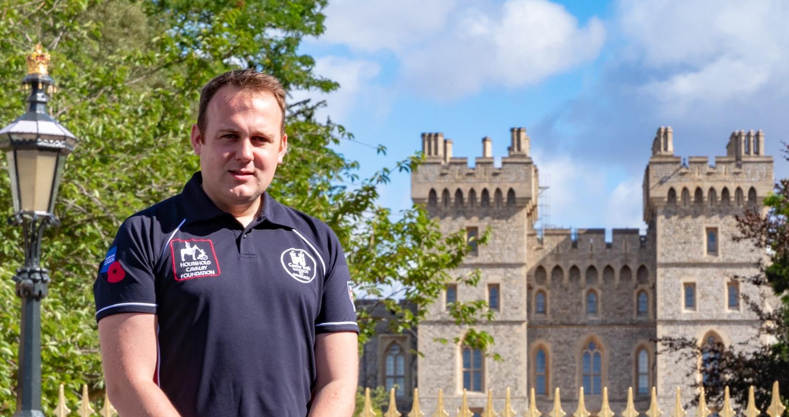 Martin Semple at Windsor Castle