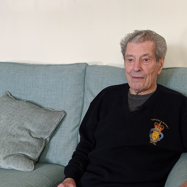 Remembering D-Day: Dennis's story