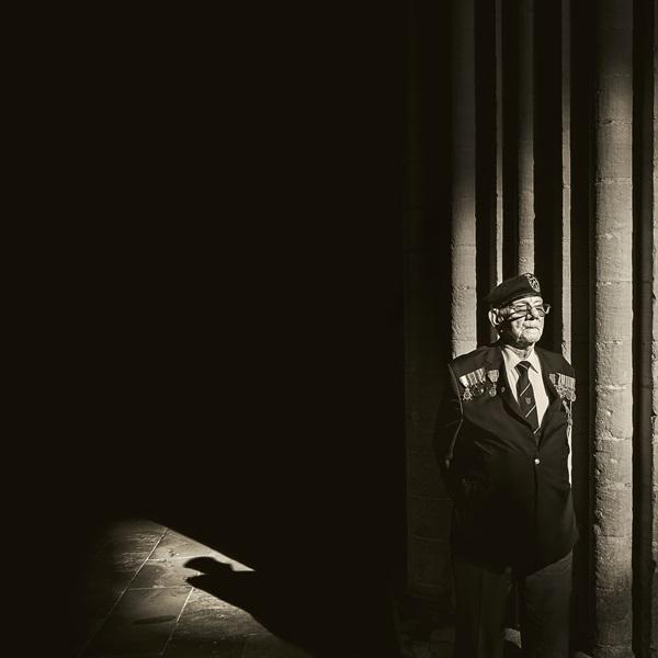 Capturing memories of D-Day