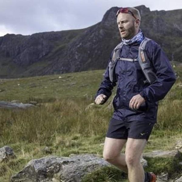 Dan Darkes trail running
