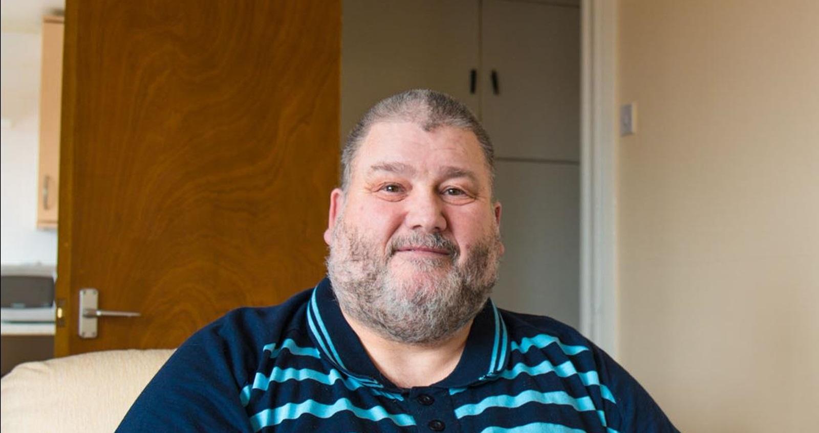 Veteran Gary Bowman