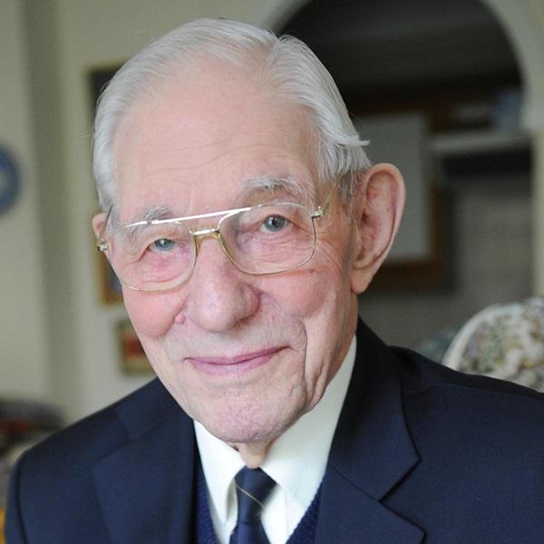 Veteran Len Burritt