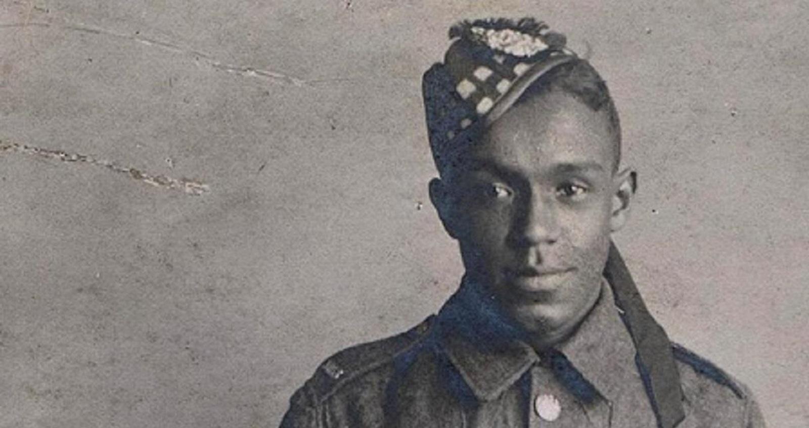 First World War soldier Arthur Roberts
