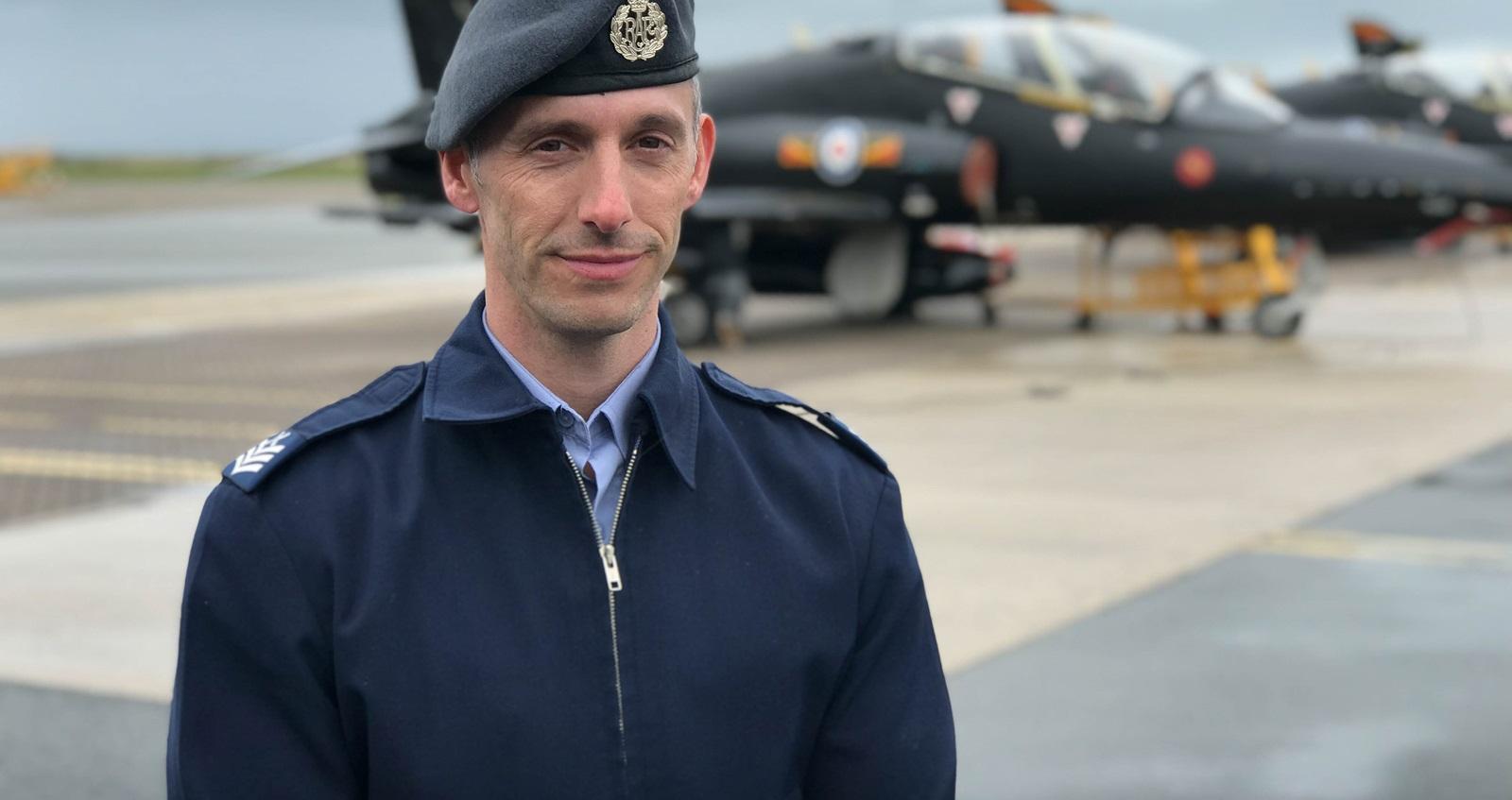 Ben Wood RAF