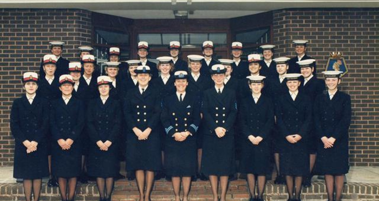WRNS  Officers' Training moved from the Royal Naval College, Greenwich to Britannia Royal Naval College, Dartmouth.