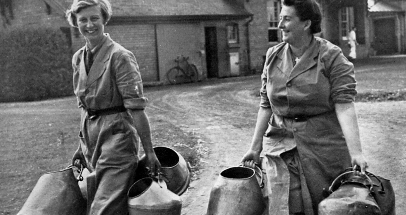 Women's Land Army