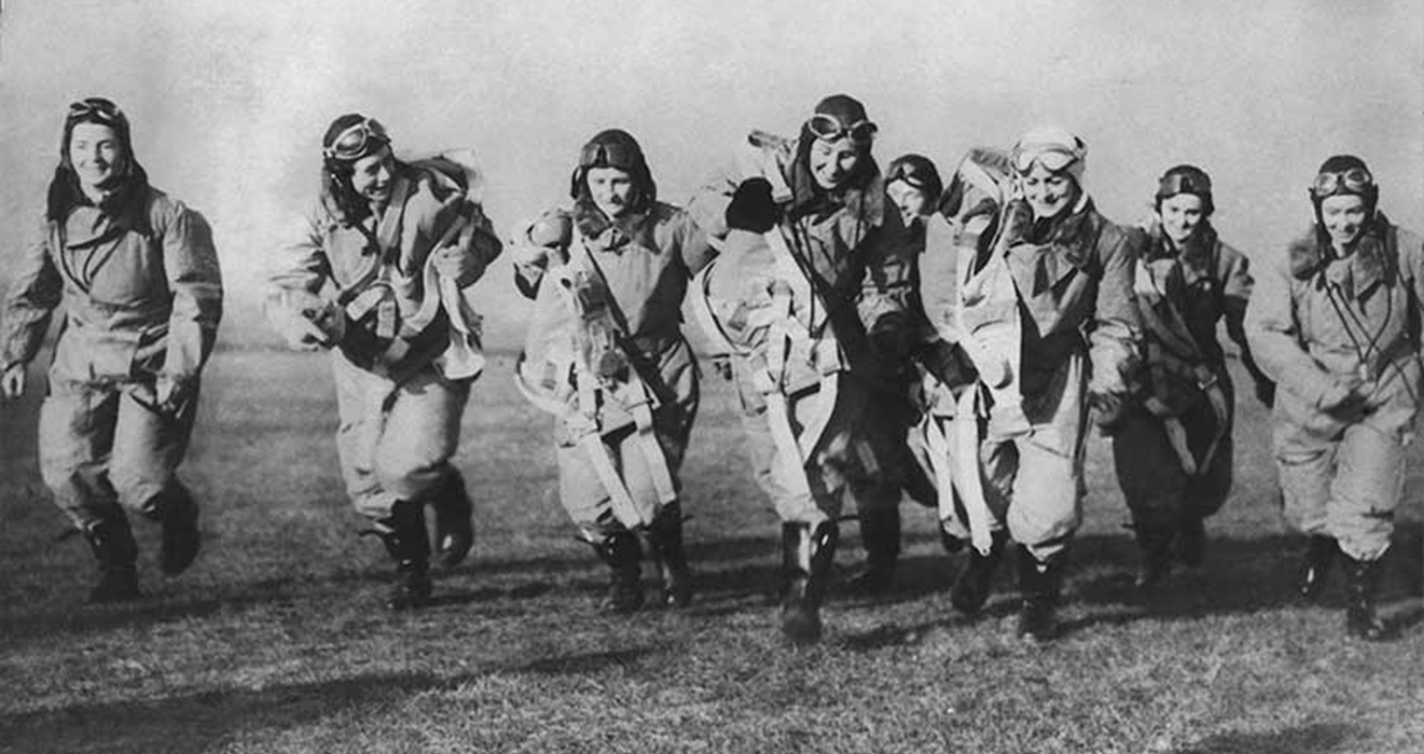 Air Transport Auxiliary (ATA) or Attagirls