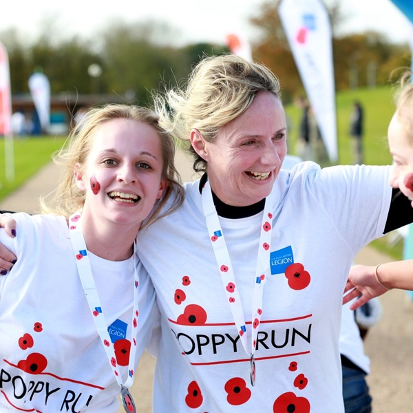 Poppy Run Milton Keynes