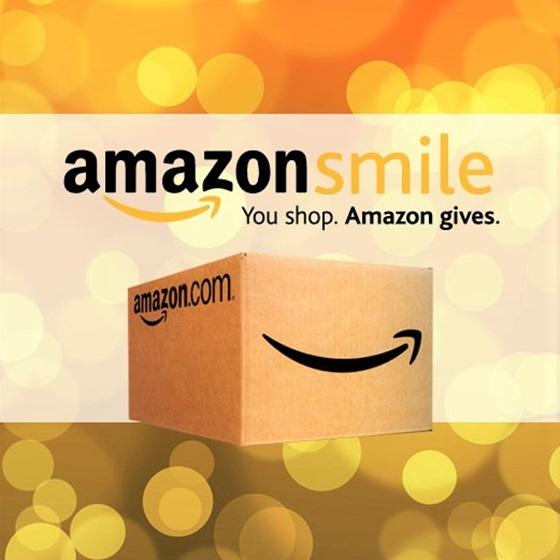 You Shop. Amazon Gives. Amazon Smile
